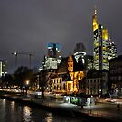 Frankfurt Mainhattan II by Jo-PinX