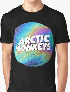 Urban Jungle: Arctic Monkeys Graphic T-Shirt
