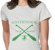 Slythendor Team Seeker in Green Womens Fitted T-Shirt