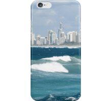 Surfers Paradise Skyline iPhone Case/Skin