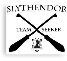 Slythendor Team Seeker Canvas Print