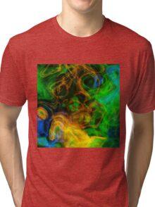 Smoky 02 Tri-blend T-Shirt