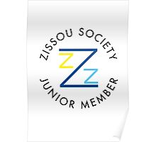 Zissou Society Junior Member Poster