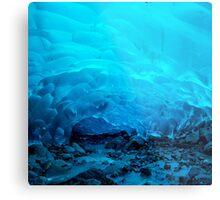 MENDENHALL ICE CAVES 3 Metal Print