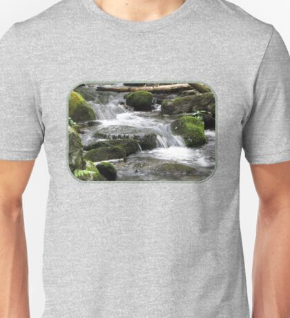 Letting Mother Nature Have Her Way Unisex T-Shirt