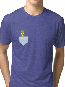 There's A Dill In My Pocket! T-Shirt & Sticker Tri-blend T-Shirt
