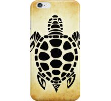 BrowN TurTle iPhone Case/Skin