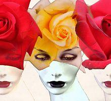 Faces 20 by Igor Shrayer