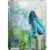 Gamine iPad Case/Skin