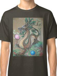 DRAGON - EARTH ELEMENT Classic T-Shirt