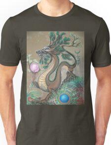 DRAGON - EARTH ELEMENT Unisex T-Shirt