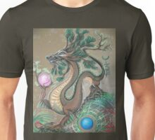 DRAGON - EARTH ELEMENT Unisex T-Shirt