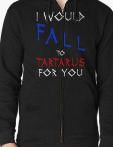 Marauders - I would fall to Tartarus for you Zipped Hoodie