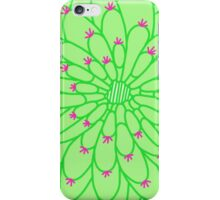 Green Cactus iPhone Case/Skin