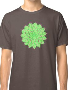 Green Cactus Classic T-Shirt