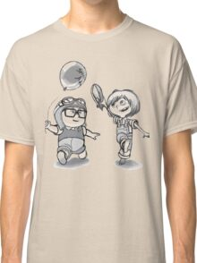 Carl and Ellie Young Happy  Classic T-Shirt