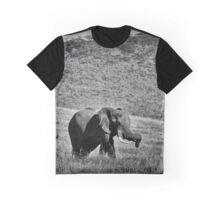 """""""To Heavy"""" (B&W) Graphic T-Shirt"""