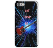 Let There be.... iPhone Case/Skin