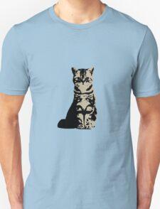 Kitty Cat (Brown) T-Shirt