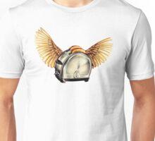 Flying Toasters 2 Unisex T-Shirt