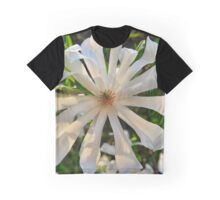 """White Star II"" Graphic T-Shirt"