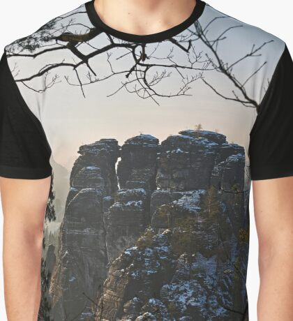 """""""The Goose Rocks"""" Graphic T-Shirt"""