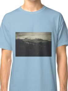 Distant mountains Classic T-Shirt