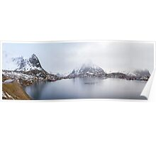 Reine pano Poster