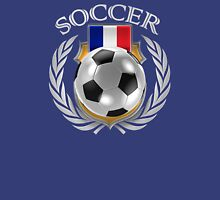 France Soccer 2016 Fan Gear Unisex T-Shirt