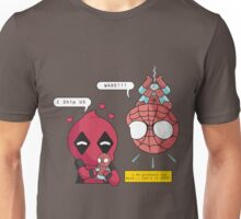 Superhero Ship Unisex T-Shirt