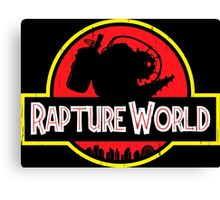 rapture world Canvas Print