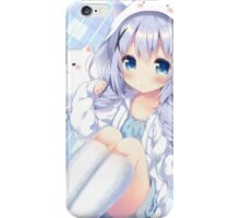 Kafuu Chino iPhone Case/Skin
