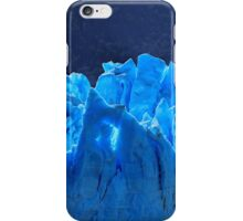Glacier Blue Light iPhone Case/Skin