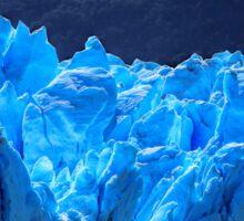 Glacier Blue Light Sticker