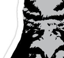 Kitty Cat (Grey) Sticker