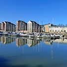 Portishead Marina, Somerset by trish725