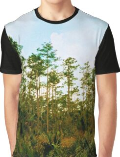 Pine Rockland Ecosystem Graphic T-Shirt