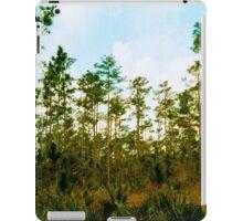 Pine Rockland Ecosystem iPad Case/Skin