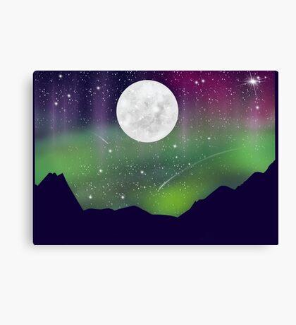 Northern Wonderland! Canvas Print