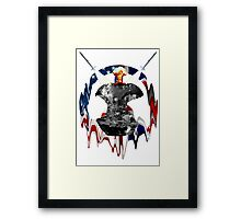 Missiles of Peace Framed Print