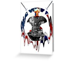 Missiles of Peace Greeting Card