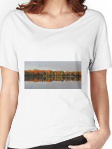 Autumn Beauty Women's Relaxed Fit T-Shirt