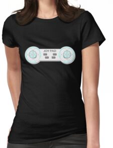 Joy Pad, Boob Controller Womens Fitted T-Shirt