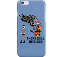 There Will Be Blood Pixel iPhone Case/Skin