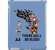 There Will Be Blood Pixel iPad Case/Skin