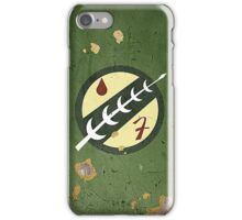 Mandalorian! (2 of 2) iPhone Case/Skin