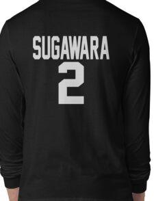 Haikyuu!! JerseySuga Number 2 (Karasuno) Long Sleeve T-Shirt