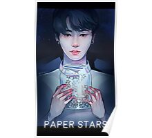 Paper Stars Poster