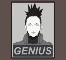 True Genius  Baby Tee