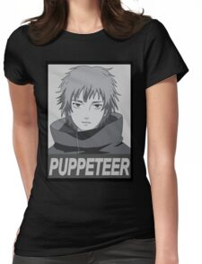 The Art Of Puppetry Womens Fitted T-Shirt